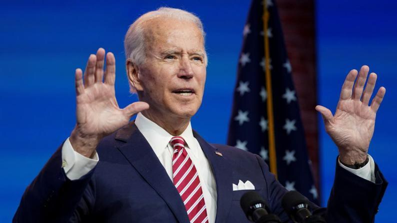 """الرئيس الأمريكي المنتخب جو بايدن : ولايتي لن تكون """"ولاية ثالثة لأوباما"""""""
