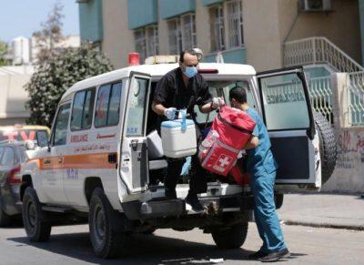 """الصحة بغزة: تسجيل 250 إصابة جديدة بفيروس """"كورونا"""" وتعافي 203 آخرين"""