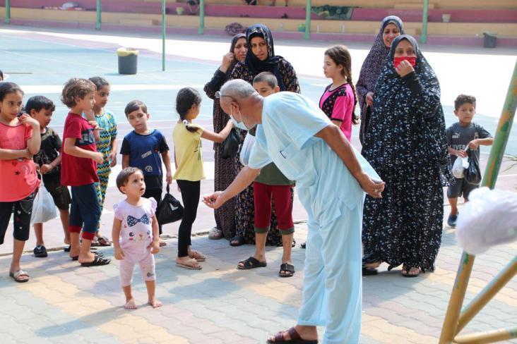 الصحة بغزة تحذر من الموجة القادمة لجائحة كورونا