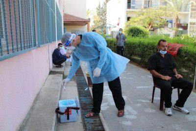 قطاع غزة يسجل أعلى حصيلة إصابات بفيروس كورونا منذ بداية الجائحة
