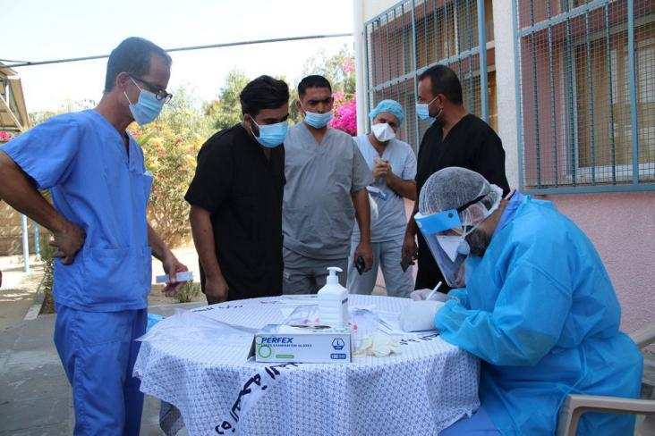 منظمة الصحة: المنظومة الصحية بغزة ستُصبح خلال أسبوعين غير قادرة على التعامل مع كورونا