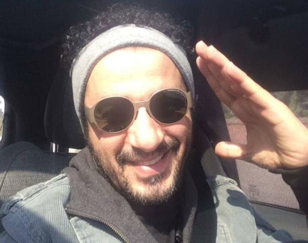 أحمد حلمي يكشف معاناته مع كورونا (شاهد)