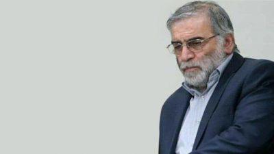 """إيران: التحقيقات الأولية تشير إلى تورط إسرائيلي في اغتيال """"زادة"""""""