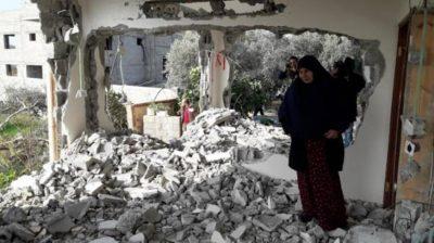 هكذا ردت أنقرة على هدم الاحتلال لمنازل الفلسطينيين