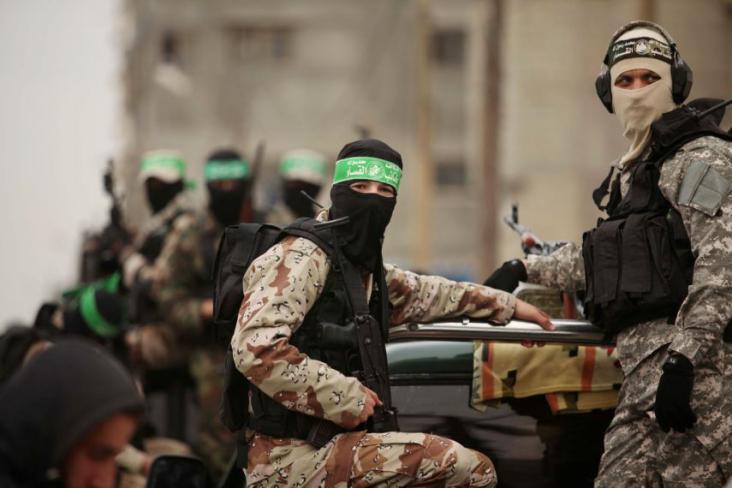 """""""إسرائيل"""" تقود حملة لمنع حركة """"حماس"""" من تعزيز قوتها العسكرية"""