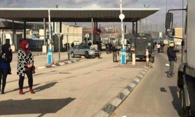 اعتقال 13 مواطنًا بينهم فتاة على حاجز قلنديا شمال القدس