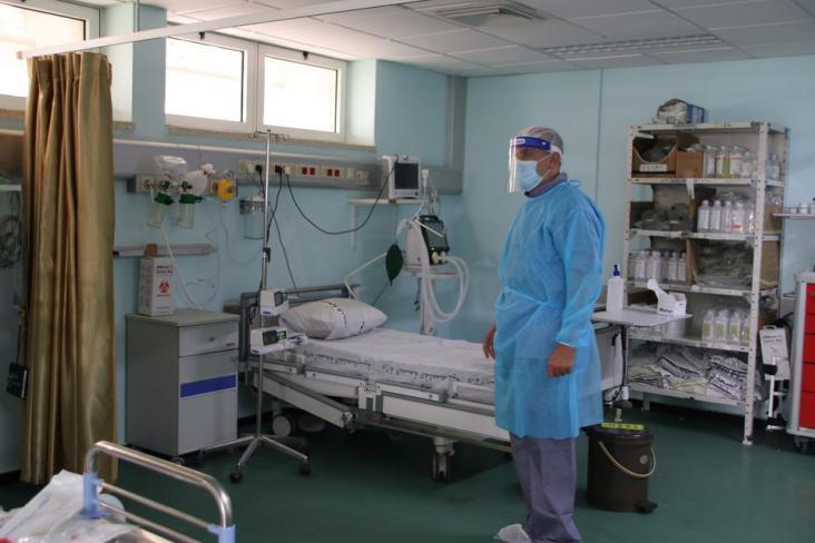 """الصحة بغزة: تسجيل 3 وفيات و685 إصابات بفيروس """"كورونا"""""""