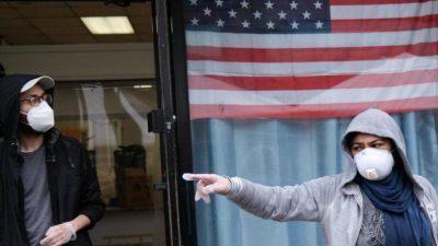الولايات المتحدة تسجل حصيلة قياسية بكورونا