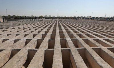 "إيران.. مقابر ""من 3 طوابق"" لاستيعاب وفيات كورونا"