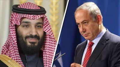 نتنياهو يرد على الجدل بشأن سفره للسعودية ولقاء محمد بن سلمان سرا