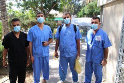 """صحة غزة تسجل 7 وفيات جديدة بفيروس """"كورونا"""" و788 إصابة وتعافي 746 آخرين"""