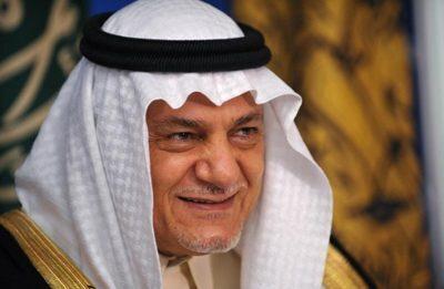 تركي الفيصل: إسرائيل منافقة وترسل كلابها الهجومية بوسائل الاعلام الدولية ضد الرياض