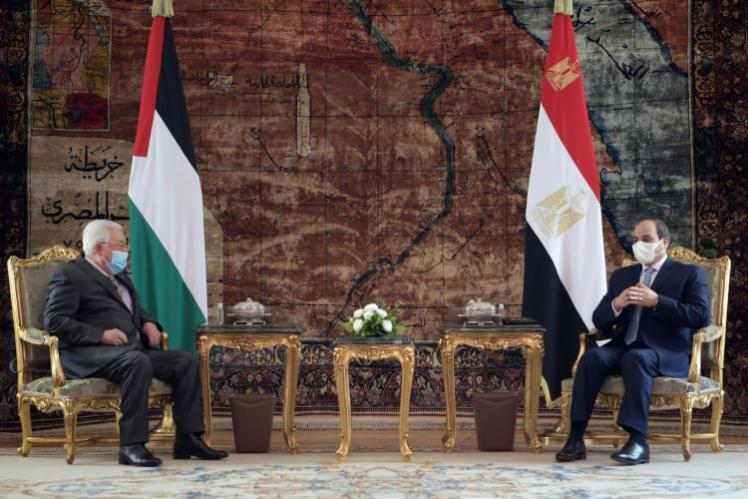 القاهرة تعرض الوساطة لإطلاق مفاوضات فلسطينية - إسرائيلية