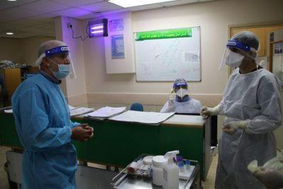 """لجان الطوارئ في قطاع غزة تعلن حصيلة إصابات فيروس """"كورونا"""""""