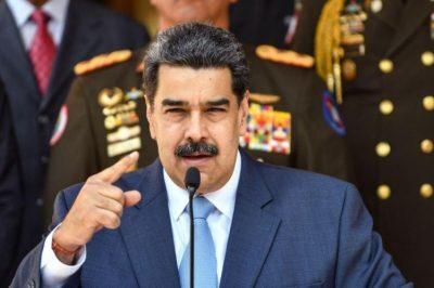 مادورو: الولايات المتحدة واليمين الأوروبي يريدون تغيير النظام لا الحكومة