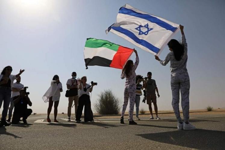 لأول مرة.. اجتماع نسوي دبلوماسي إسرائيلي - إماراتي - بحريني