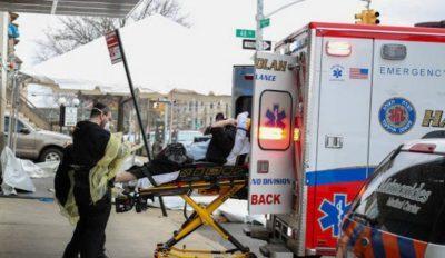 حالتان كل دقيقة.. وفيات قياسية بكورونا في الولايات المتحدة