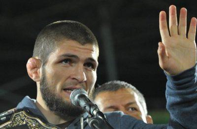 مبلغ خيالي شرط عودة حبيب نورمحمدوف من الاعتزال