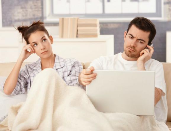 كيفية التعامل مع الزوج المضغوط