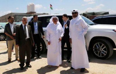 أبو راس: السفير العمادي سيصل قطاع غزة غدا الإثنين للإعلان عن عدة مشاريع