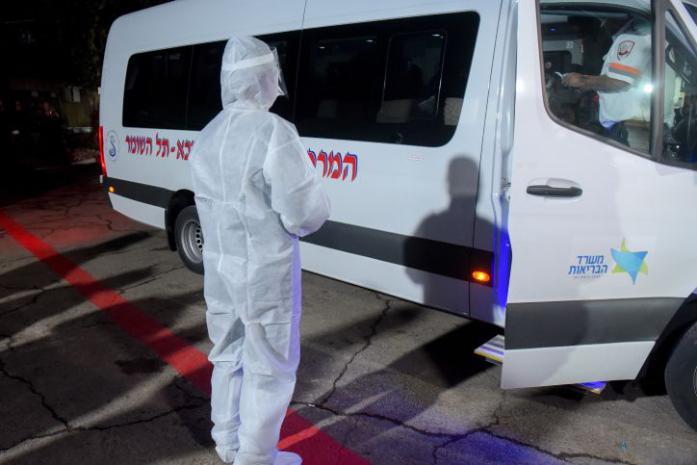 إسرائيل ترصد أولى إصاباتها بسلالة (كورونا) الجديدة