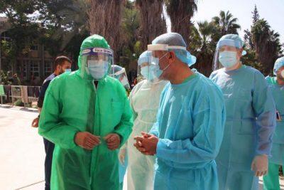 الصحة تكشف حصيلة الوفيات والإصابات بـ (كورونا) في فلسطين