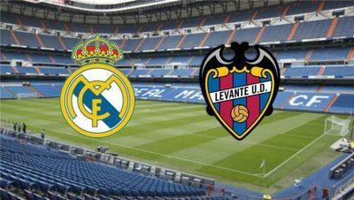 موعد مباراة ريال مدريد ضد ليفانتي في الدوري الاسباني