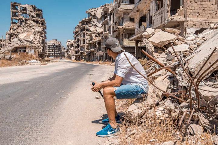 سوريا تحمل الولايات المتحدة مسؤولية معاناة مواطنيها