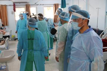 صحة غزة تصدر أحدث إحصائية لعدد الوفيات والإصابات بفيروس (كورونا)