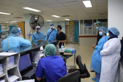 الصحة: تسجيل 14 وفاة و467 إصابة جديدة بفيروس (كورونا) و686 حالة تعافٍ