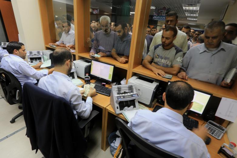 مالية غزة تعلن موعد وآلية صرف رواتب موظفيها عن شهر ديسمبر