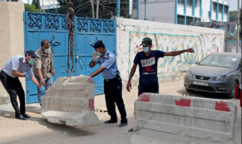 معروف: اليوم بدأنا الإجراءات التخفيفية بقطاع غزة وهناك درجة عالية من الالتزام