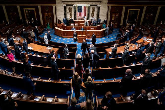 أمريكا.. الكونغرس يبدأ جلسات المصادقة على تعيينات بايدن الوزارية