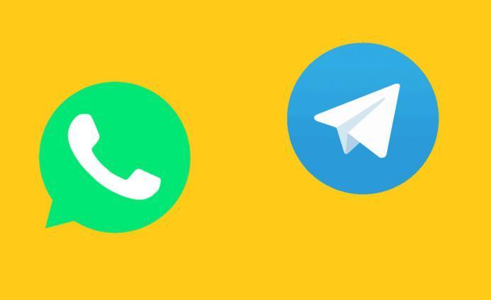 بعد أزمة الخصوصية في واتساب.. قفزة هائلة في اشتراكات تلغرام