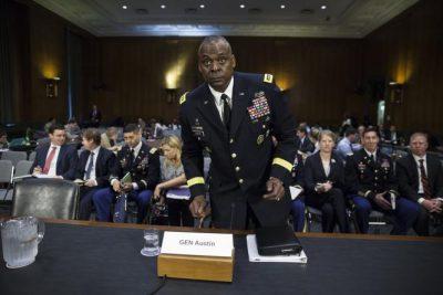 مجلس الشيوخ الأميركي يوافق على تعيين لويد أوستن وزيراً للدفاع