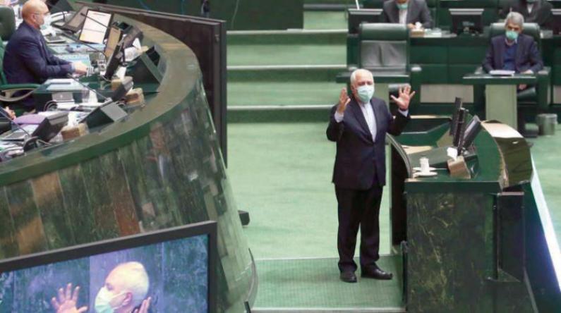 ظريف: أحضان إيران مفتوحة للحوار والتعاون مع دول الخليج