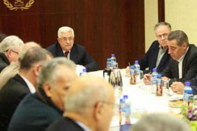 تفاصيل مخرجات اجتماع مركزية فتح برئاسة الرئيس عباس