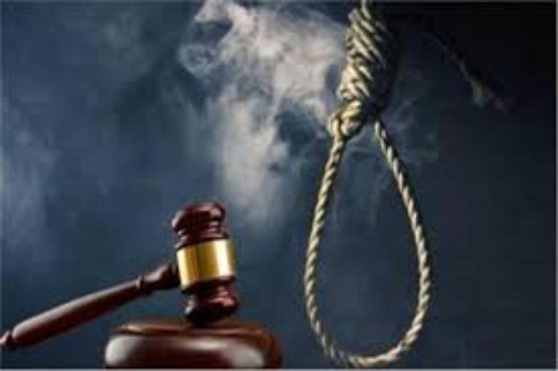غزة: الحكم بالإعدام شنقا لمدان بقتل خالته طعنا بالسكين