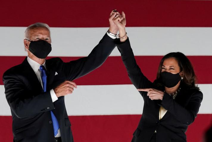 الكونغرس الأمريكي يصادق على فوز جو بايدن بانتخابات الرئاسة
