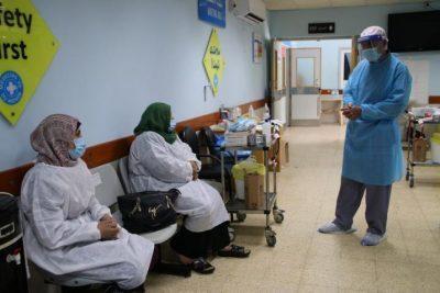 """صحة غزة تسجل 7 وفيات جديدة بفيروس """"كورونا"""" و535 إصابة و730 حالة تعافٍ"""