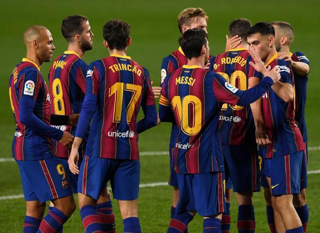 إصابتان بـ (كورونا) في برشلونة