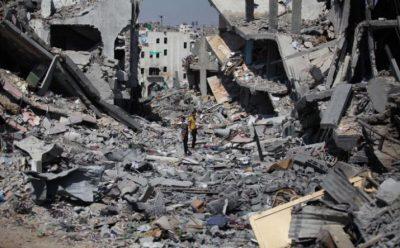 الإعلام العبري: خشية إسرائيلية من التحقيق بجرائم حرب 2014 على غزة بعد فوز بايدن