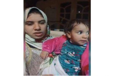 والدة الطفلة ضحية والدها تخرج عن صمتها وتكشف حقيقة صورها