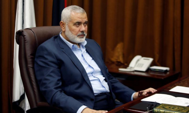 بماذا عقب إسماعيل هنية على المنحة القطرية لقطاع غزة؟