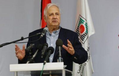 حنا ناصر: الانتخابات الفلسطينية ستكون نزيهة ونأمل أن تجرى في القدس
