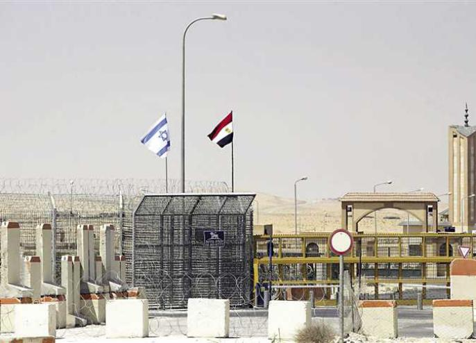 إصابة جندي إسرائيلي برصاص مصري على الحدود