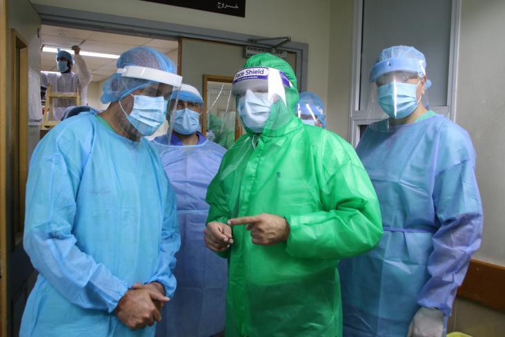 الصحة برام الله تعلن عدد الحالات المصابة بطفرة (كورونا) الجديدة في فلسطين