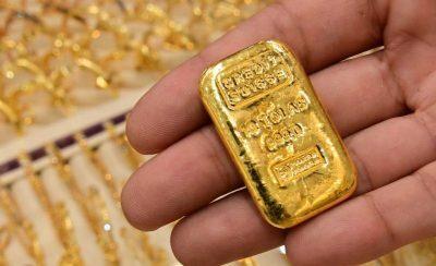 الذهب يبلغ أدنى مستوى في أكثر من 7 أشهر