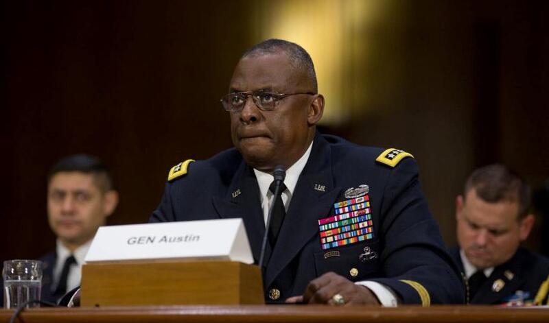 أوستن يؤكد أن الولايات المتحدة ملتزمة بجهود السلام في أفغانستان