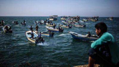 إسرائيل تحظر تسويق الأسماك من البحر المتوسط حتى إشعار آخر